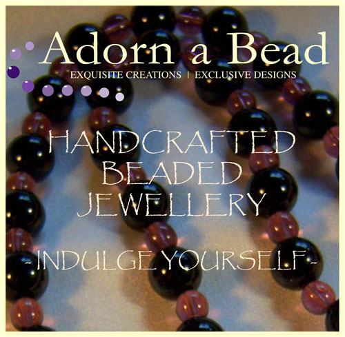 adorn a bead, handcrafted beaded jewellery, exquisite creations and exclusive designs to indulge yourself - the perfect mothers day gift